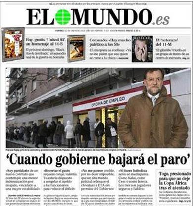 Durante el Gobierno de Rajoy se han destruido 1,2 millones de empleos, según datos oficiales