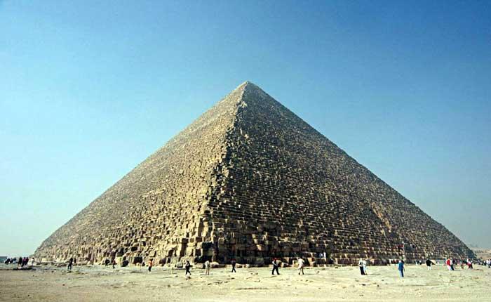 Científicos descubren cómo se construyeron las pirámides de Egipto