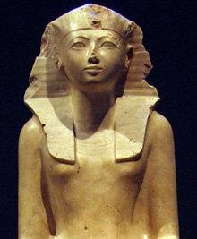 Hatshepsut fue la más poderosa faraona del Egipto antiguo