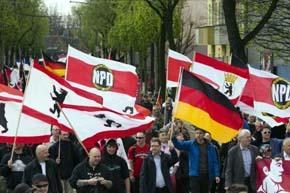Un partido neonazi alemán consigue un escaño en el Parlamento Europeo
