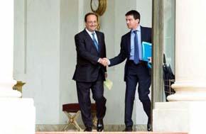 Valls apuesta por bajar impuestos para frenar el ascenso de Le Pen