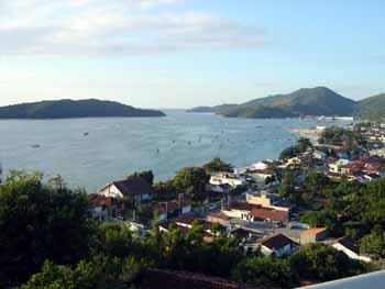 Porto Belo, playas y naturaleza en el sur de Brasil
