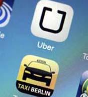 Uber ve desmesuradas las protestas en su contra y pide negociar marco legal