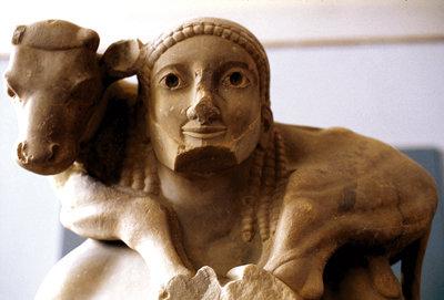 Monumento de la Grecia clásica