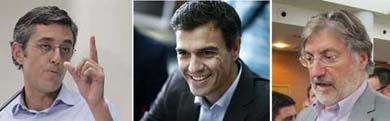 Los candidatos del PSOE celebrarán un debate abierto en Ferraz