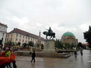 Pecs, Al Sur de Hungría