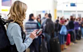 Tu móvil puede ser requisado si te quedas sin batería en un aeropuerto de EEUU