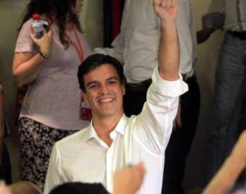 El secretario general del PSOE, Pedro Sánchez. (EFE)