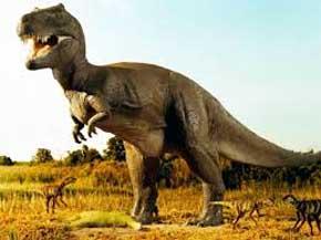 Los dinosaurios se extinguieron por 'una mala suerte colosal'