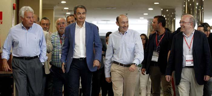 Sánchez rechaza la oferta municipalista de Rajoy: 'Mi respuesta es un rotundo no'
