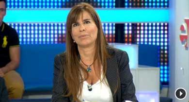 María Victoria Álvarez, exnovia de Jordi Pujol Ferrusola