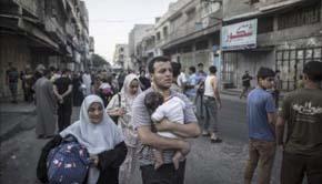 """Israel cree que """"merece el Premio Nobel de la Paz"""" por su actuación en Gaza"""
