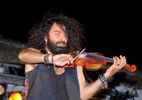 Ara Malikian, un violinista que llena de música la vida