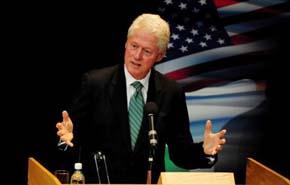 La muerte de Bin Laden es importante para un futuro común de paz, dice Bill Clinton