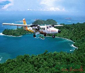 Nature Air, distinguida con el Premio Tourism for Tomorrow 2009