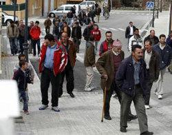 El colectivo de extranjeros no comunitarios más numeroso es el de los ciudadanos marroquíes con 710.401 residentes