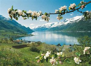Noruega, con capital vikinga y grandeza de los fiordos