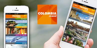 Aplicación de turismo Colombia.travel, finalista en concurso mundial