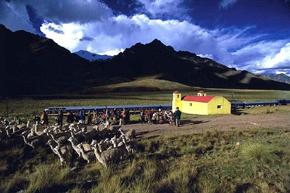 El altiplano peruano, superando la pobreza y el aislamiento