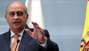 Jorge Fernández Díaz .ministro del Interior