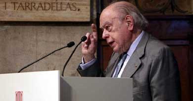 El expresidente de la Generalitat, Jordi Pujol (EFE)