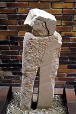 """""""Mínimo Tamaño Grande"""", dieciocho muestra de escultura en San Lorenzo de El Escorial"""