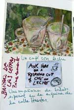 Cuaderno de Dibujo de Maica Noïs en el Museo ABC del Dibujo