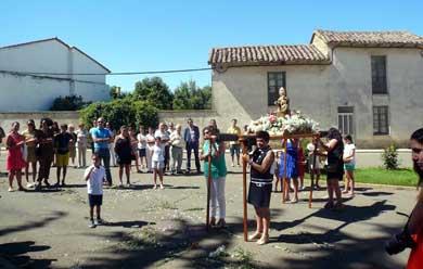 """Reinicio de la Cofradía """"Virgen de los Jarrapos"""" en Fresno de la Vega"""