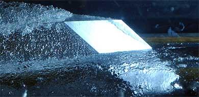 Supercavitación, la tecnología que permitirá cruzar el Pacífico en 100 minutos