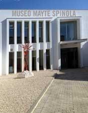"""Inauguración del """"Museo Mayte Spínola. Arte Contemporáneo"""", en nueva sede de Marmolejo"""