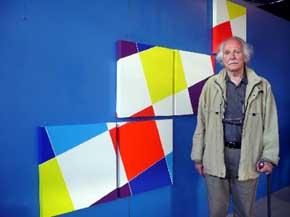 Waldo Balart, una larga carrera fiel en el arte normativo