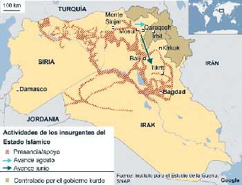 Siete preguntas para entender qué es Estado Islámico y de dónde surgió