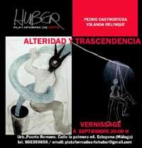 """""""Alteridad y trascendencia"""", exposición de Pedro Castrortega, Yolanda Relinque en Estepona (Málaga)"""