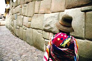 Una calle de Cusco