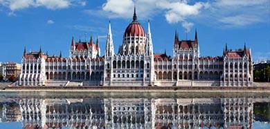 Hungría, país de Balnearios