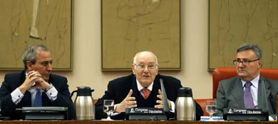 El presidente del Consejo de Estado, José Manuel Romay Beccaria. (Efe)