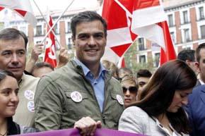 Sánchez dice que la firma del decreto es un 'nuevo paso para la fractura de la sociedad catalana'