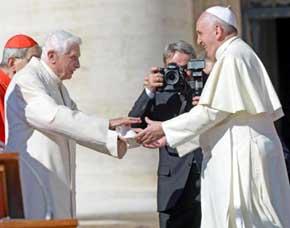 El Papa defendió en una ceremonia el valor de los ancianos para la sociedad