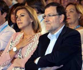 Rajoy advierte a Mas de que la salida al problema catalán es 'ley y diálogo'