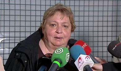 Teresa Romero ya está 'bastante mejor', según la portavoz de la familia