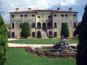 Vicenza, en la región del Veneto