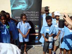 El Ayuntamiento fomenta la sostenibilidad en el I Encuentro Transnacional en Cabo Verde