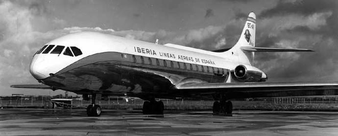 El Caravelle, de Iberia...
