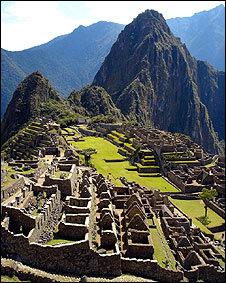 Machu Picchu, el corazón del antiguo imperio inca