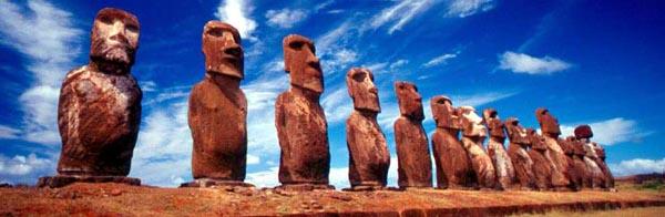 Isla de Pascua: Nunca lejos