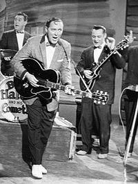 Bill Haley en 1958