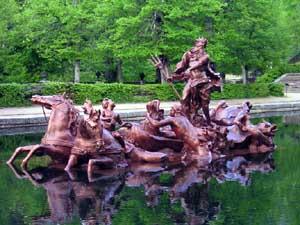 Los Jardines Reales de La Granja
