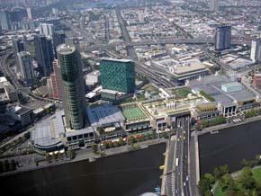 Melbourne en Australia: Tan cerca y tan lejos