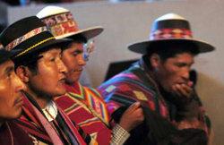Los Tsimane fueron elegidos porque todavía tienen un modo de vida relativamente tradicional.