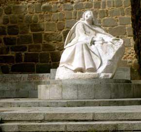 Tras las huellas de de Santa Teresa en su Ávila natal